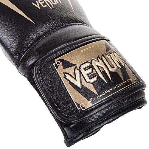 Venum Giant 3.0 Boxing Gloves 16 oz, Black/Gold