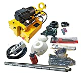 INTBUYING XDT40 110V Line Portable Boring Machine Engineering Mechanical for Excavating Machinery in Two Packages