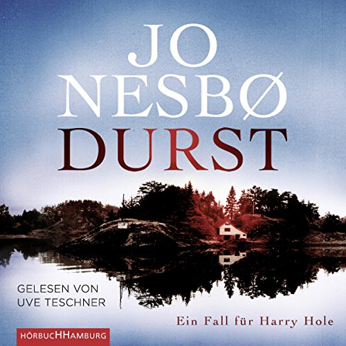 Couverture de Durst (Harry Hole 11)