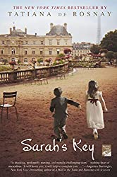 Sarah's Key - books set in Paris