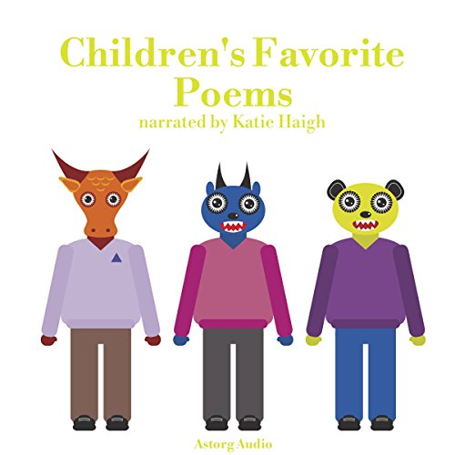 Children's Favorite Poems cover art