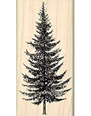 Stamps by Impression Christmas Tree Rubber Stamps