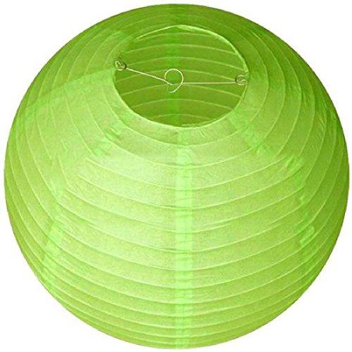 40 cm vert foncé Papier Chinois Lanterne Home Décoration Mariage Décor multicolores Party Festival Cycle
