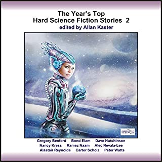 The Year's Top Hard Science Fiction Stories 2 cover art