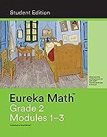 Eureka Math Grade 2 Student Edition Book #1 (Modules 1-3)