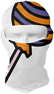 Helmet Balaclava Halloween Sweet Lollipop Icon Bandana Printing Windproof Uv Protection Motorcycling Cycling Hiking Waterproof Ski Mask