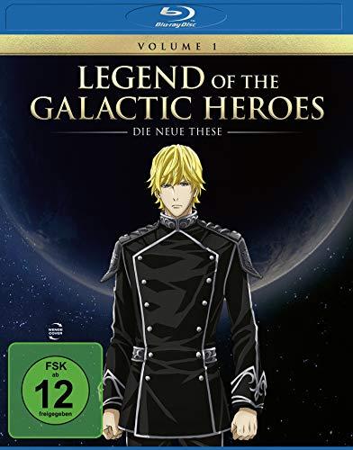 Legend of the Galactic Heroes: Die Neue These Vol.1 [Blu-ray]