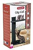 Zolux - Arbre à Chat City Cat 2 - Gris