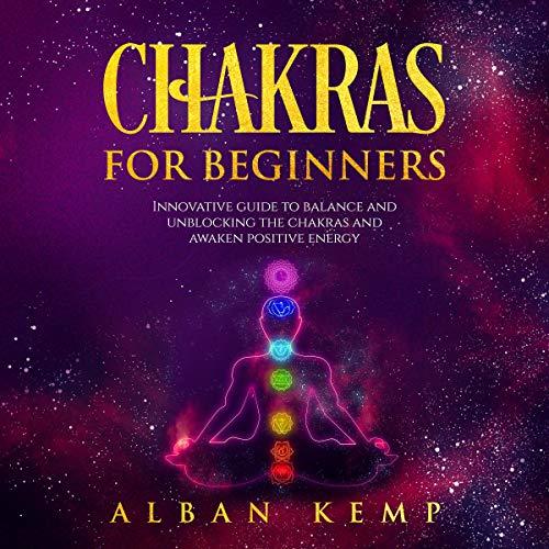 Chakras for Beginners cover art