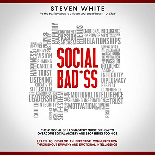 Social Bad*ss cover art