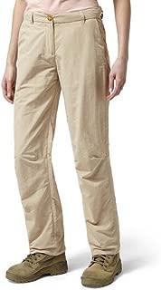 Womens NosiLife Trousers Long Leg Desert Sand (UK14)