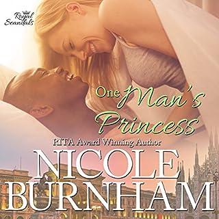 One Man's Princess audiobook cover art