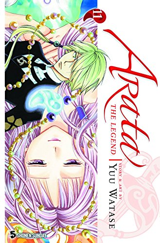 Arata: The Legend Volume 11
