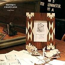 Goody Grams/PHOTO FRAME CHIMAYO A 木製 フォトフレーム 写真立て アンティーク 木製 おしゃれ 壁掛け 葉書 ハガキ 卓上