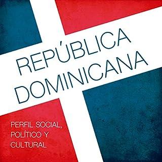 República Dominicana [The Dominican Republic] audiobook cover art