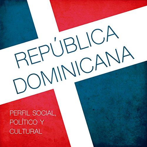 República Dominicana [The Dominican Republic] copertina