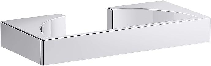 Kohler K-26571-CP حامل ورق المرحاض، كروم مصقول