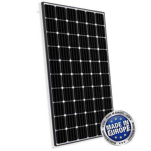 Panneau solaire 315 W monocristallin européen adapté pour installations photovoltaïques sur maison, Baita, camping-car, caravane