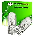 58103 - lámpara halógena bombilla bombilla de repuesto luces de posición T10 3W, W3W, W2,1x9,5d