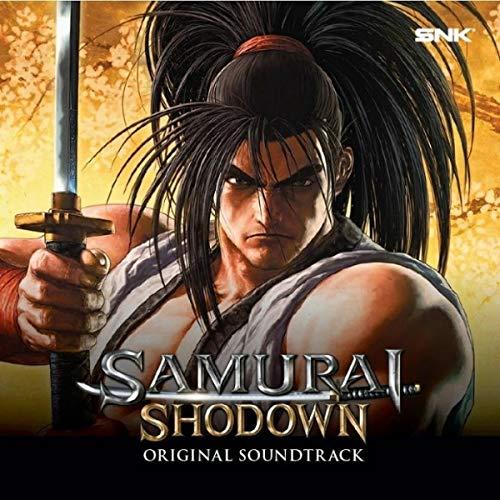 Samurai Shodown (Original Soundtrack) (Red Vinyl) [Disco de Vinil]
