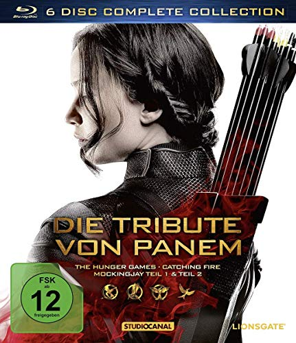Die Tribute von Panem - Complete Collection [Blu-ray]