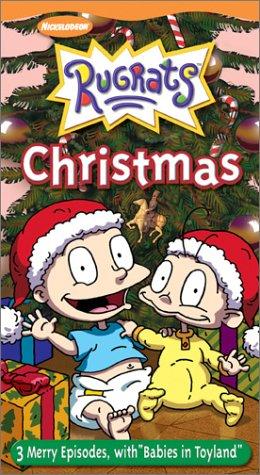 Rugrats - Christmas [VHS]