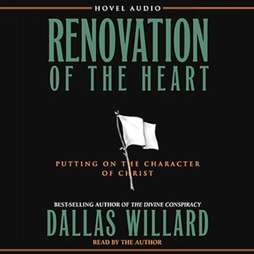 Renovation of the Heart audiobook cover art