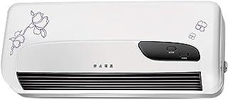 ZJ Calentador eléctrico Soplador de Aire Caliente Calentador rápido baño Montaje en Pared a Prueba de Agua