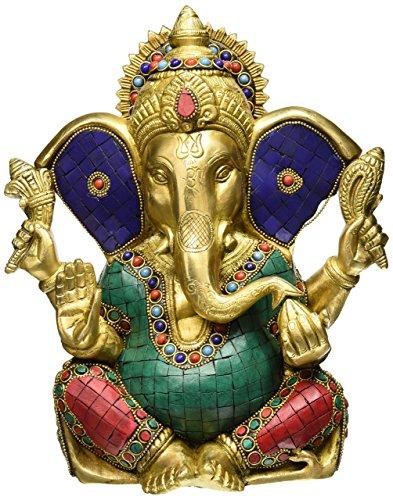 Handmade Ganesh idols