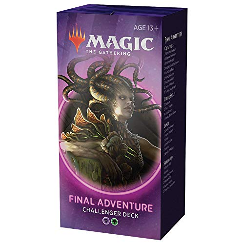 Magic: The Gathering Final Adventure Challenger 2020 Deck