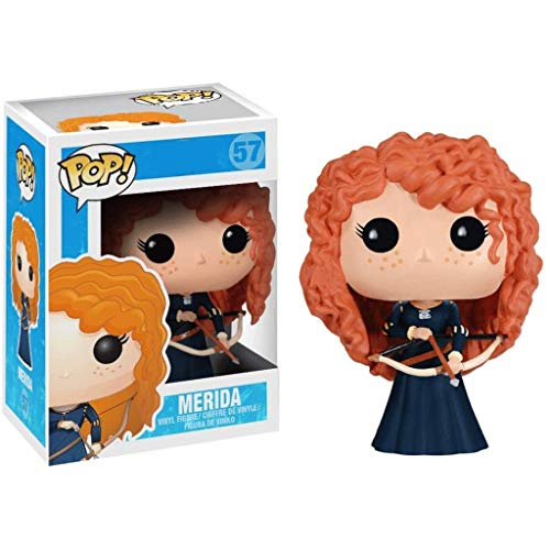 Funko Pop Movies : Merida#57 3.75inch Vinyl Gift for Anime Fans SuperCollection