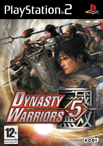Dynasty Warriors 5 (PS2) [Edizione: Regno Unito]