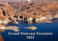 Grand Staircase Escalante (Wandkalender 2022 DIN A3 quer): Landschafts Ikonen des Grand Staircase Escalante Nationalmonuments (Monatskalender, 14 Seiten )