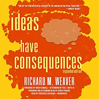 Ideas Have Consequences cover art