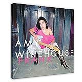 Sänger Amy Winehouse 37 Leinwand-Poster, Schlafzimmer,