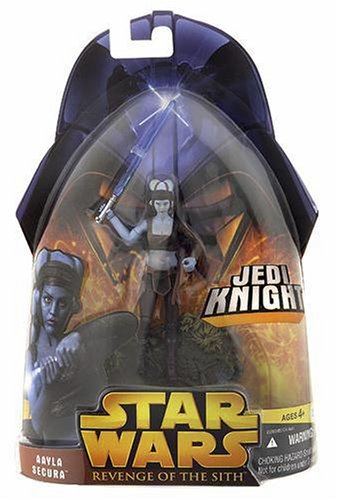 Hasbro Star Wars E3 B41 AAYLA SECURA