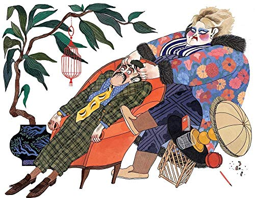 aoyudf 3D Klassische Puzzles Erwachsenen Kinder ab 6 Jahren Puzzle Wooden 1000 Teile Lmpossible DIY Puzzle Spiel Lernspielzeug Familienunterhaltung Übergewichtige Frauen-50x75cm