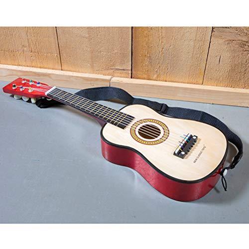 New Classic Toys Instrument de Musique pour débutants Guitare avec Le Livre de...