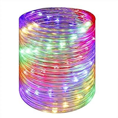Wstan LED Rope Lights,Multicolor Fairy Lighting...