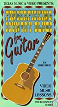 Finger Picking Country Blues VHS