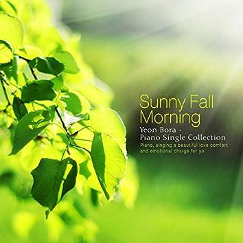 햇살 내리는 아침