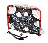 Bauer Mini portería de hockey Pro 77,5 x 58,5 x 34 cm