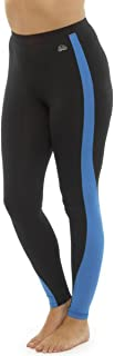 Ladies Full Length Fitness Sports Pants Blue