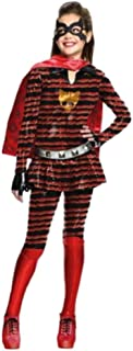 Monster High Power Ghouls Girls Red Toralei Halloween Costume Dress Up Outfit