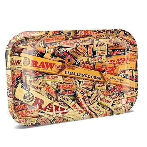Imagen del productoBandeja de Liar Rolling Tray RAW Mixed Products (275x175mm)