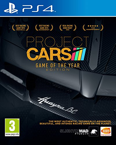 Project Cars: Game Of The Year...