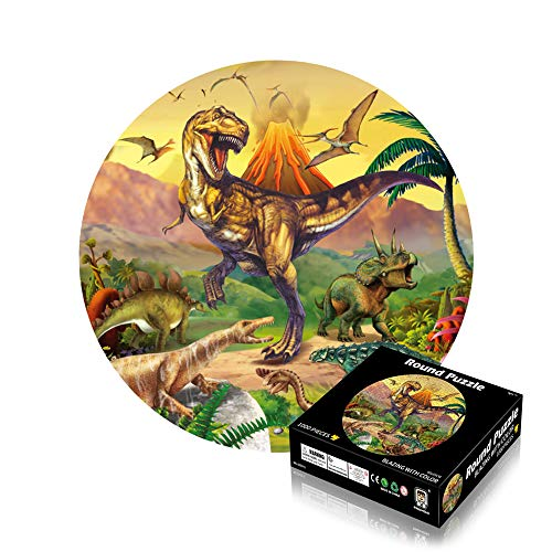 Puzzles  Dinosaurios Adulto
