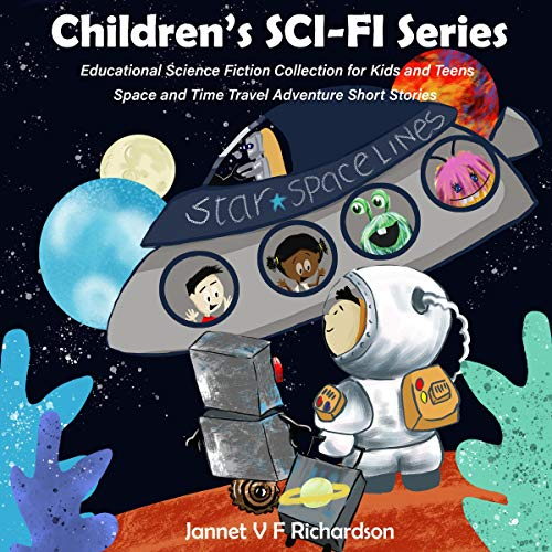 Couverture de Children's Sci-Fi Series