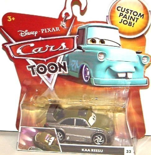 DISNEY PIXAR MOVIE CARS TOON KAA REESU #33