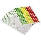 recensione ONUPGO Confezione da 2340 adesivi